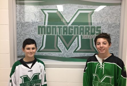 Les Montagnards hockey reprennent l'action