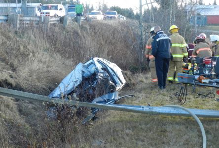 Accident mortel à Thetford Mines