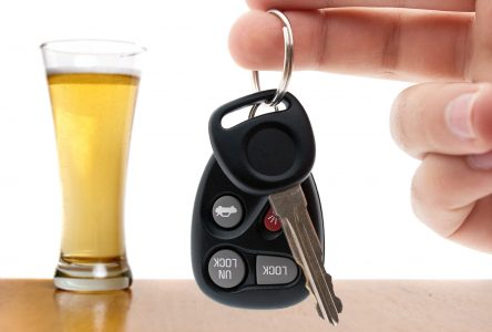 Quatre arrestations pour alcool au volant ce week-end