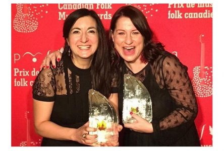 Ancolie remporte un prix aux Canadian Folk Music Awards