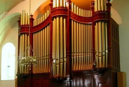 L'orgue Casavant d'East Broughton a 100 ans