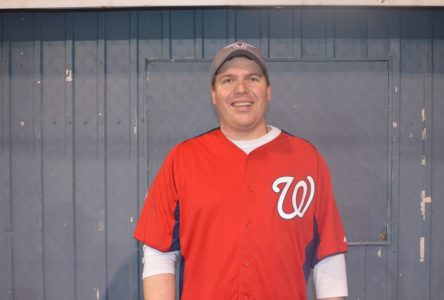 Ligue de softball Sports Experts / Molson : Patrick Vachon est le joueur de la semaine