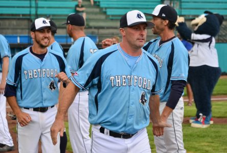 Les Blue Sox s'imposent au premier match à Coaticook
